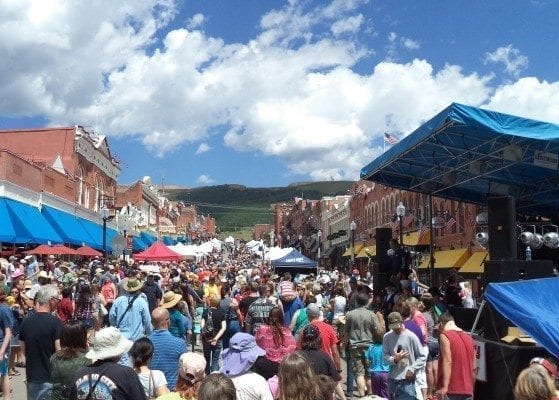 Cripple Creek's Donkey Derby Days brings out the crowds