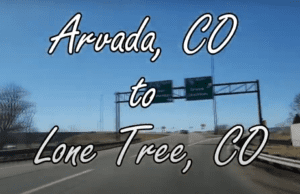 Arvada to Lone Tree
